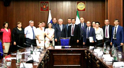 Делегация Альянса Туристических Агентств посетила Республику Ингушетию